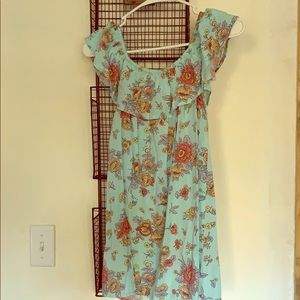 Girls' Gap Sleeveless floral top